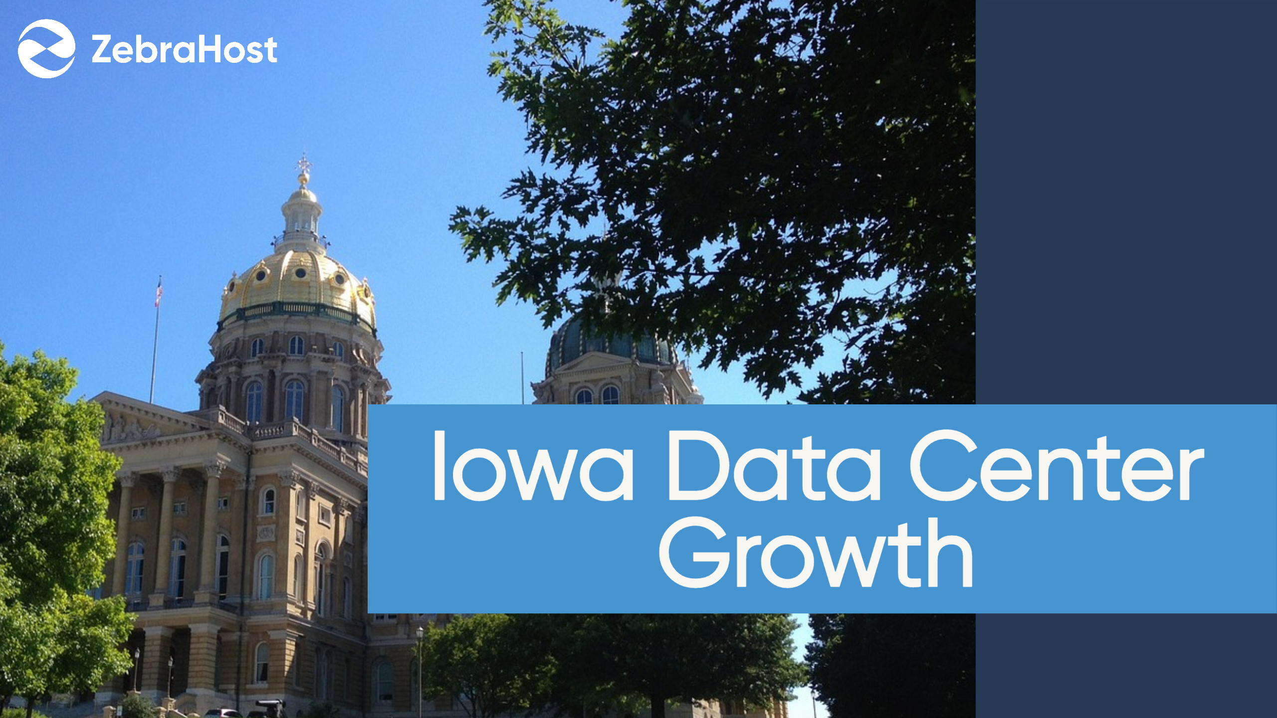 Why Is Big Tech Investing in Iowa Data Centers?